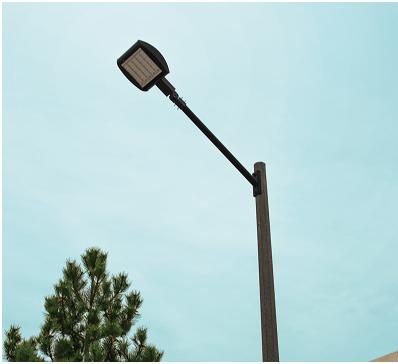 LED street lighting Canada and USA