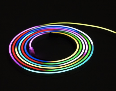 Neon LED linear lighting