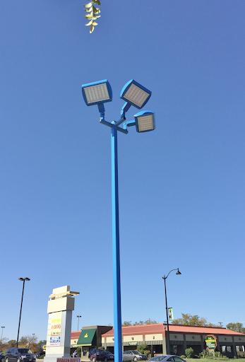 LED street lighting solutions